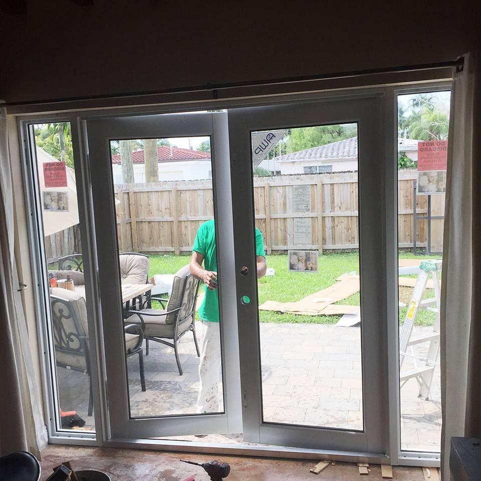 Impact Doors: Ediss Construction & Remodeling