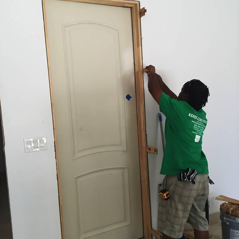 Interior Door Installation Ediss Construction Amp Remodeling