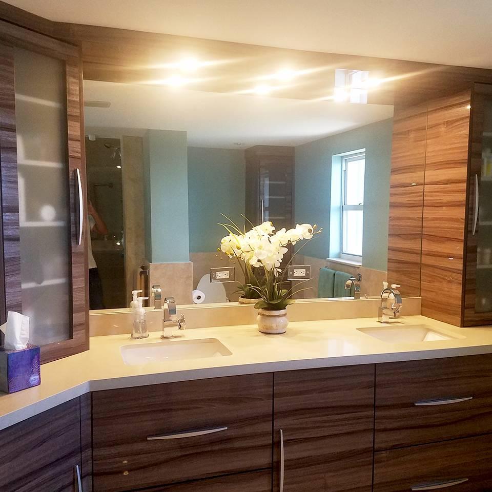 Bathroom Kitchen Remodeling new bathroom/kitchen remodel ft lauderdale fl - ediss construction