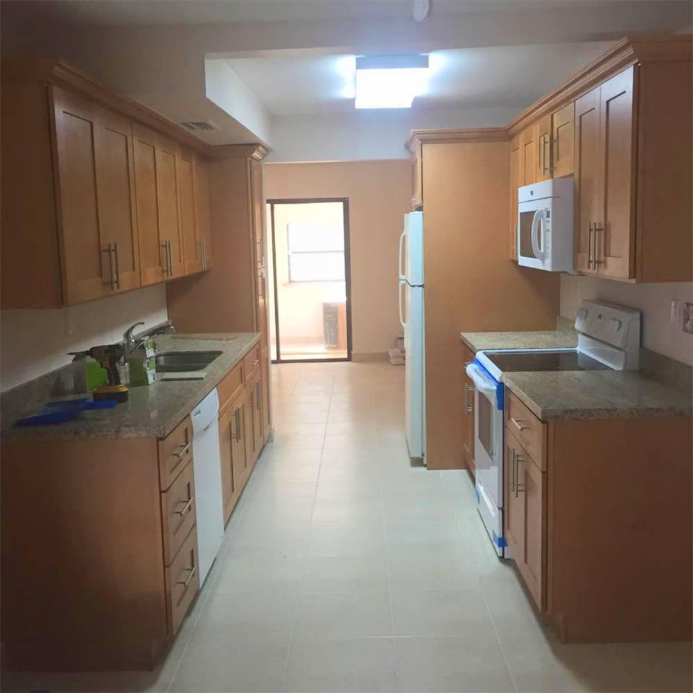 Kitchen Remodel Aventura