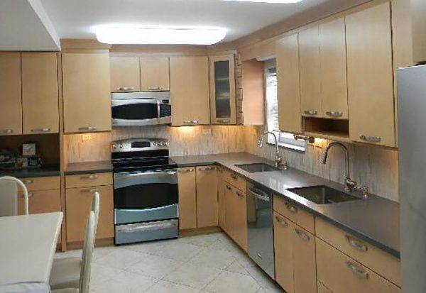 Kitchen Remodel Miami Beach Condo