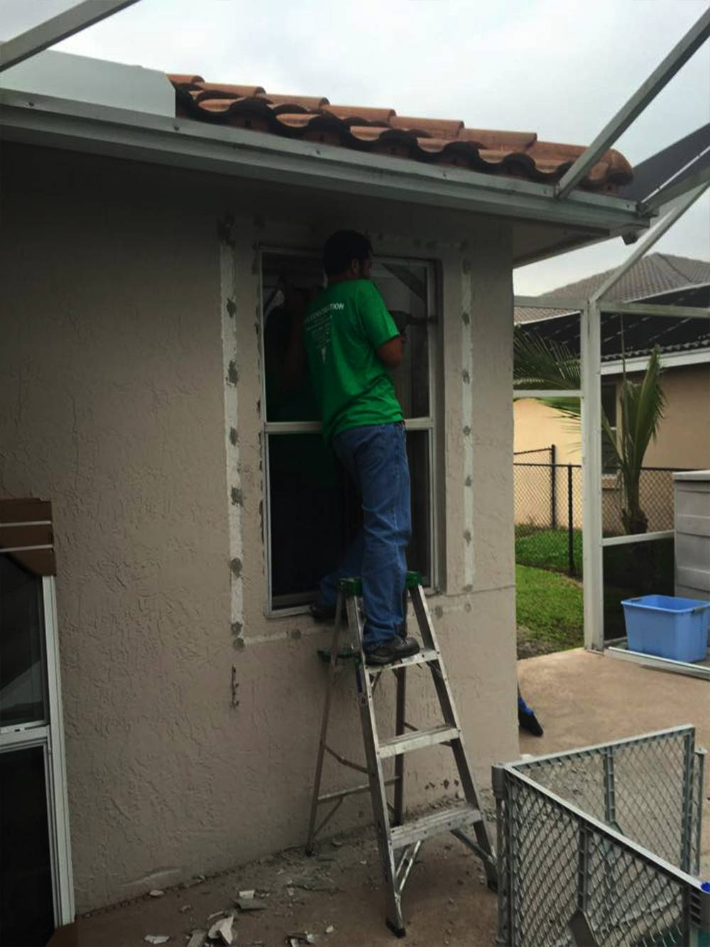 Window Replacement Parkland Ediss Remodeling Company