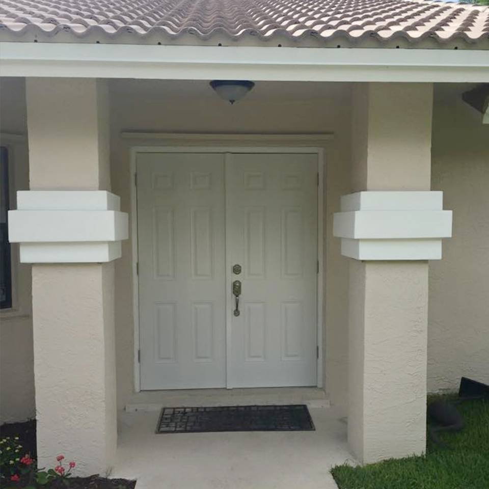Door replacement home ediss construction remodeling for Replacement house doors