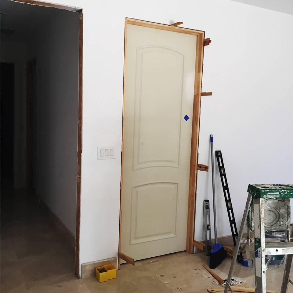 Interior Door Installation: Ediss Construction & Remodeling