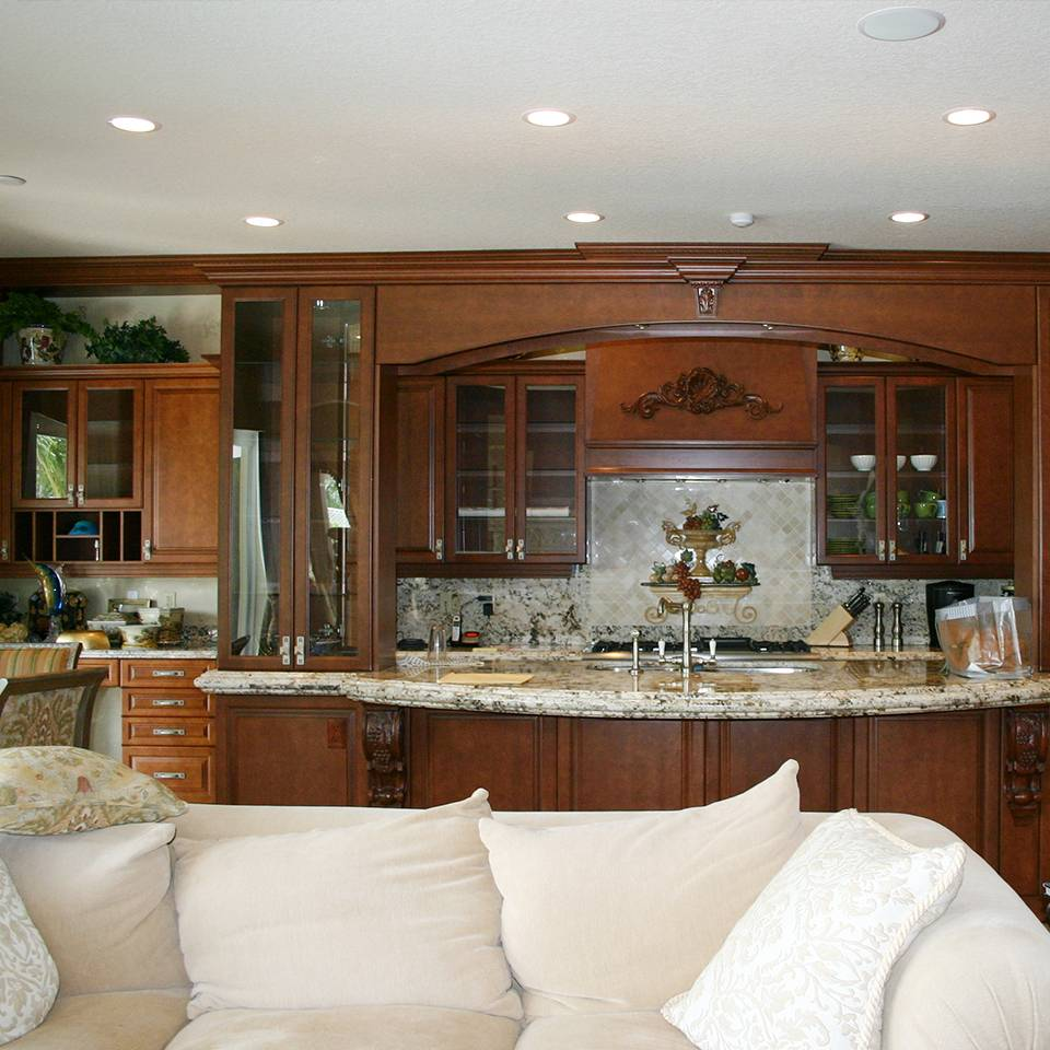 Kitchen Installation- Ediss Construction & Remodeling